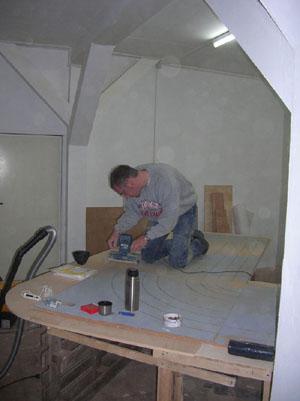 der bahnbau. Black Bedroom Furniture Sets. Home Design Ideas